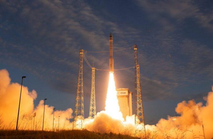 Aeolus: partito il satellite che studierà i venti