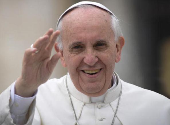 Papa in Irlanda: