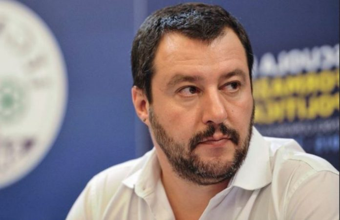 Matteo Salvini: no a immunità parlarmentare, Renzi accusa Di Maio
