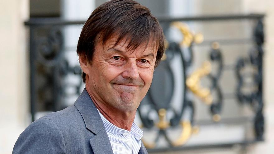 Nicolas Hulot si è dimesso da ministro dell'Ecologia del governo francese