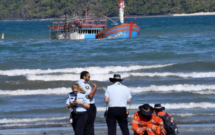 Australia, arrestati migranti su barcone: non accadeva da 4 anni