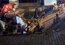 Festival di Vigo, crolla piattaforma durante concerto rap