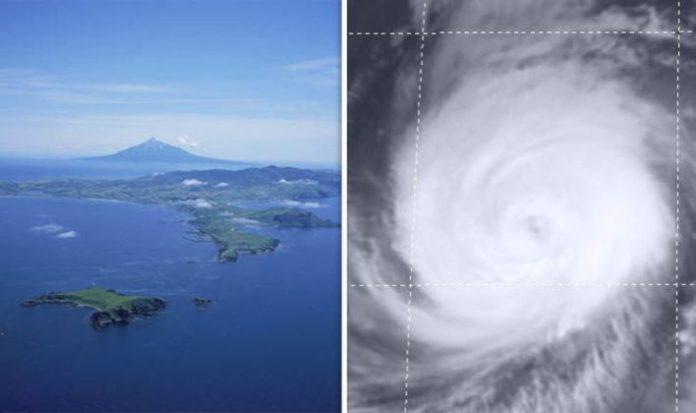 Tifone Jebi mette in ginocchio il Giappone
