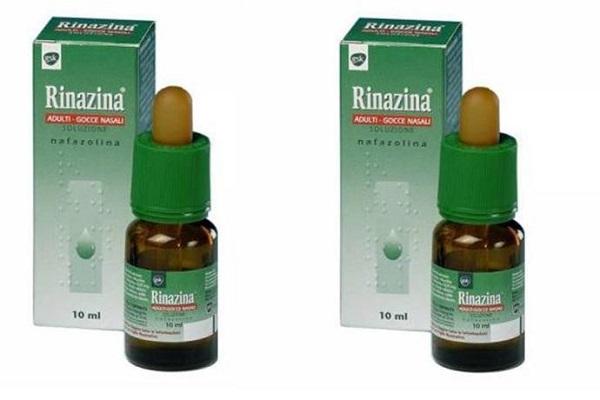 Rinazina spray nasale ritiro precauzionale: lotti interessati