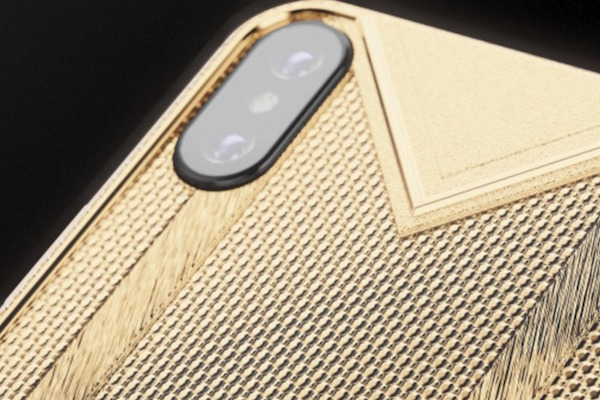 iPhone XS Max oro