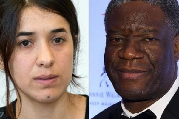 Chi ha vinto il Nobel per la Pace 2018