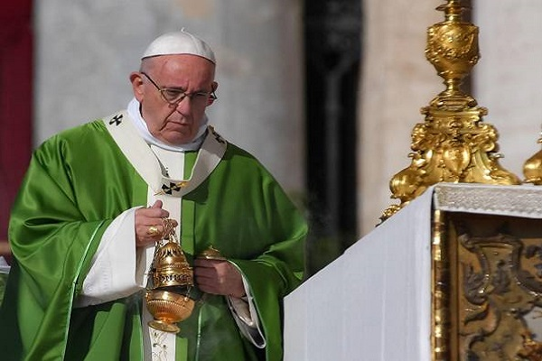 Sinodo Giovani, Papa Francesco cita Friedrich Hölderlin
