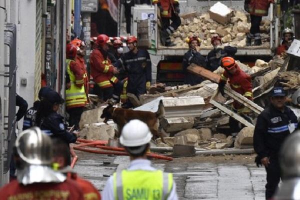 Marsiglia, crolla palazzo, Simona Carpignano italiana tra i dispersi
