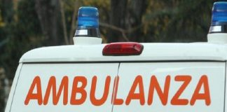 ambulanza incidente faenza