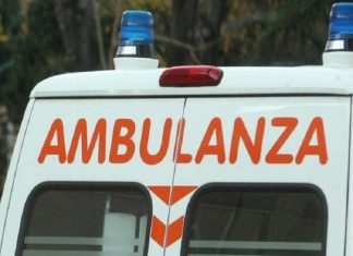 ambulanza incidente faenza