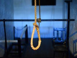 geometra suicidio comune bucciano