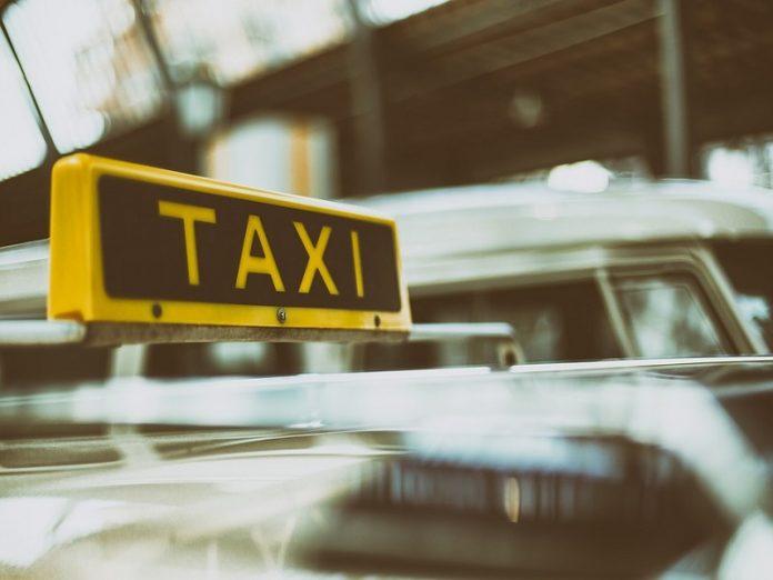 trieste taxi investe pedone