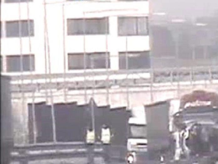 Incidente A14, auto si ribalta a Cesena, traffico bloccato: code e rallentamenti