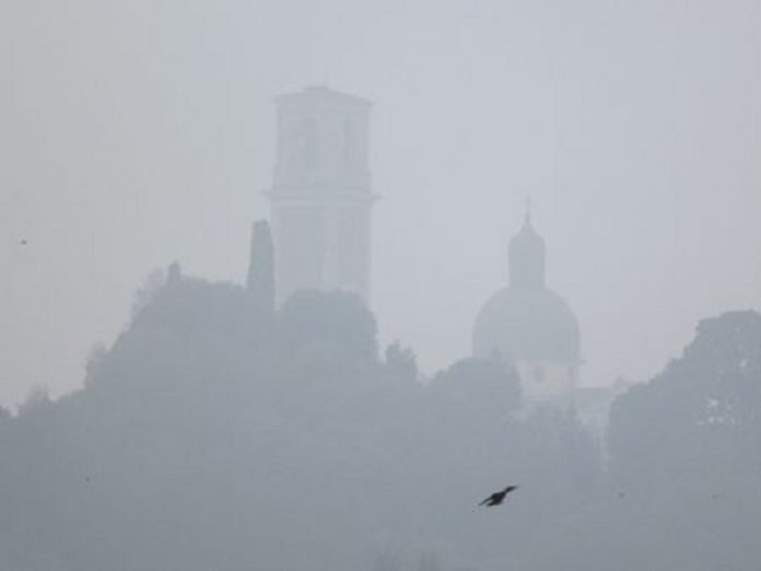 nebbia vicenza incidenti