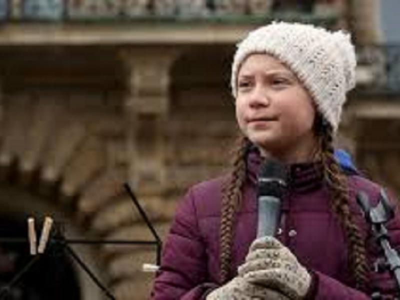 Il senso di Greta Thunberg per il clima