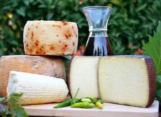 formaggi calabresi