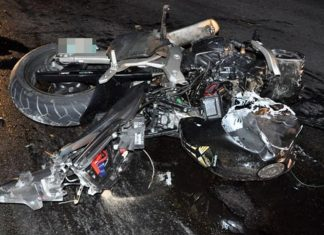 motociclista morto Marcianise