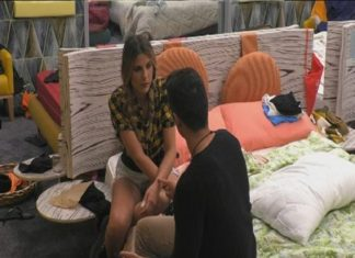 "Grande Fratello, Ivana Icardi innamorata di Gianmarco Onestini: ""Non lo so, vedremo"""
