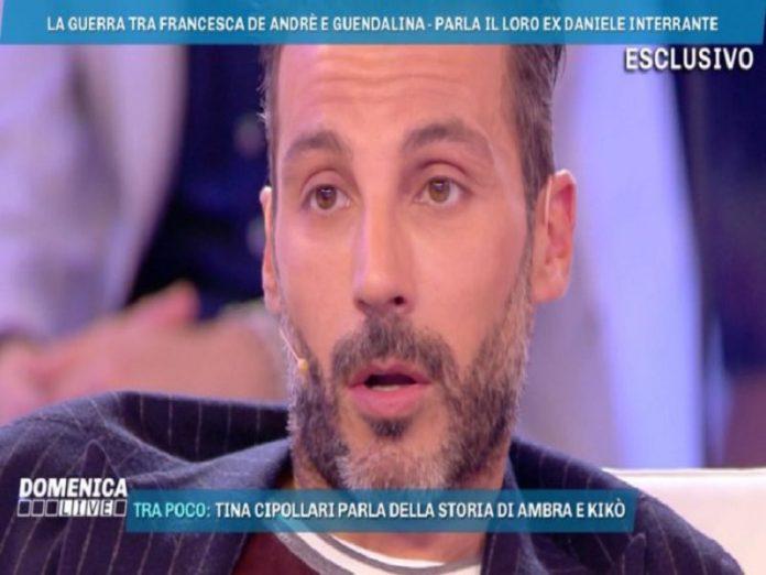Grande Fratello diretta: Daniele Interrante pronto a incontrare Francesca De Andrè?