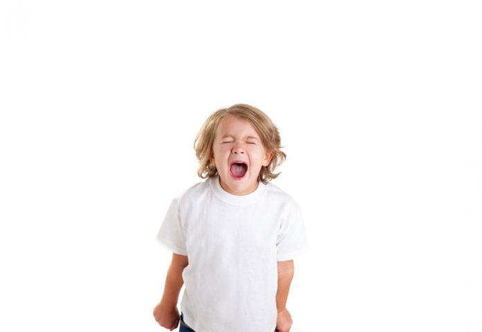 Stress da bambino, problemi da grande
