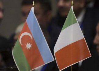Italia Azerbaijan collaborazione