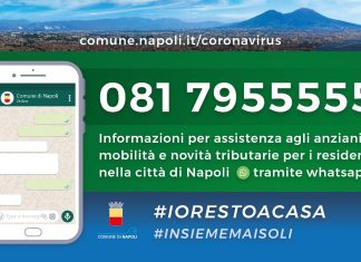 Insiememaisoli, Coronavirus Napoli, Campagna Amica